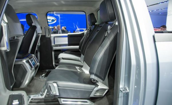 2017 Ford F 150 Interior >> 2016 Ford Atlas Price, Release Date, Specs, Interior