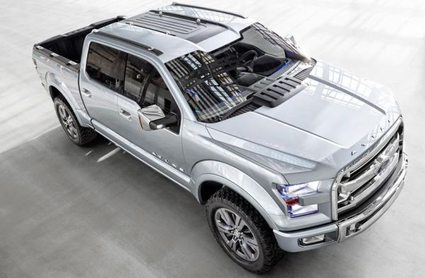 2016 Ford Atlas Price Release Date Specs Interior