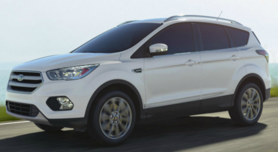 2017 Ford Escape Colors,Release Date,Price,Specs