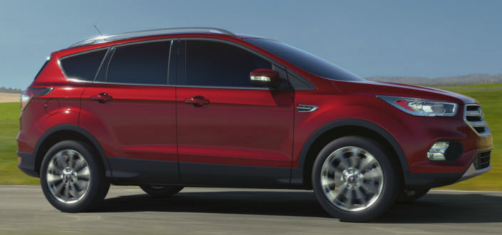 2017 Ford Escape Colors Release Date Price Specs