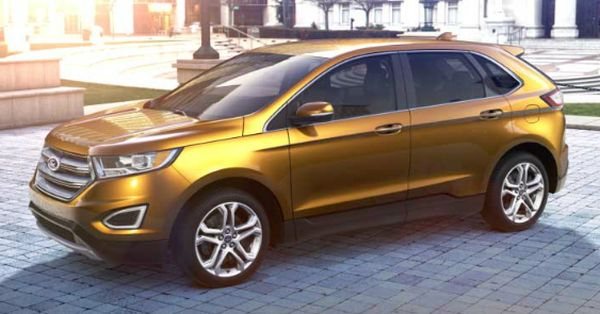 2017 Ford Edge Colors Release Date Price