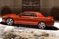 2015 Ford Thunderbird Concept 250x166