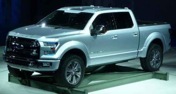 2018 F 150 Release Date >> 2016 Ford Atlas Price, Release Date, Specs, Interior