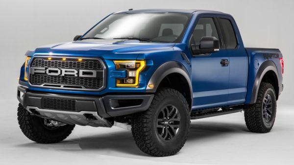 Ford Raptor Interior >> 2017 Ford F-150 Raptor Price, Specs, Design, Interior