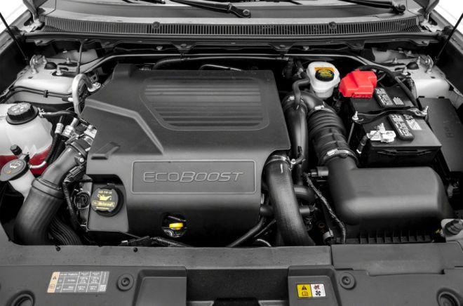 2017 Ford Flex Engine