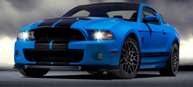 2017 Ford Mustang Shelby Gt500 Price