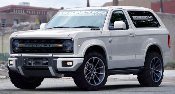 2017 Ford Bronco Price Release Date Specs Design