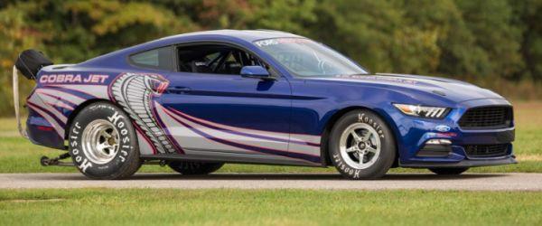 2017 Mustang Cobra