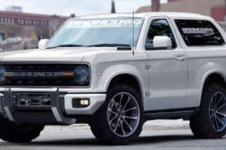 2018 Ford Bronco 250x166