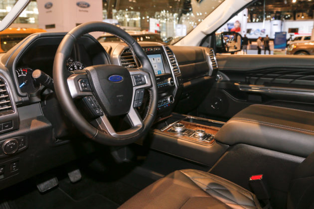 2018 Ford Expedition Interior 630x420