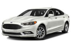 2018 Ford Fusion Hybrid 250x166