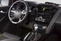 2018 Ford Fusion interior 250x166