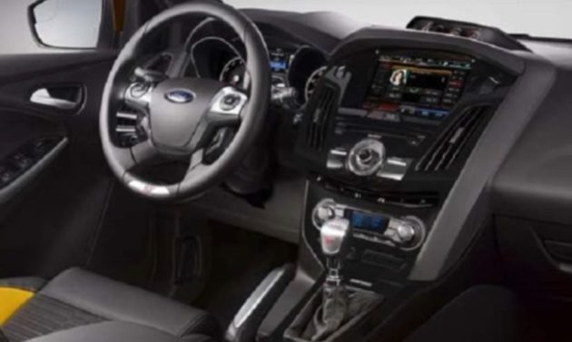 2018 Ford Fusion interior 630x377