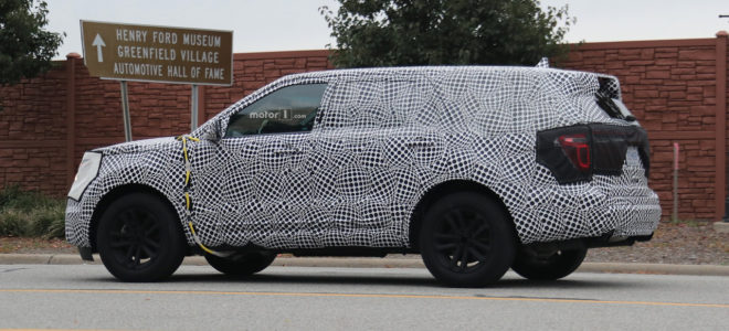 2019 Ford Explorer Limited Edition Redesign, Rumors, Release Date >> 2019 Ford Explorer Changes Price Release Date Spy Photos