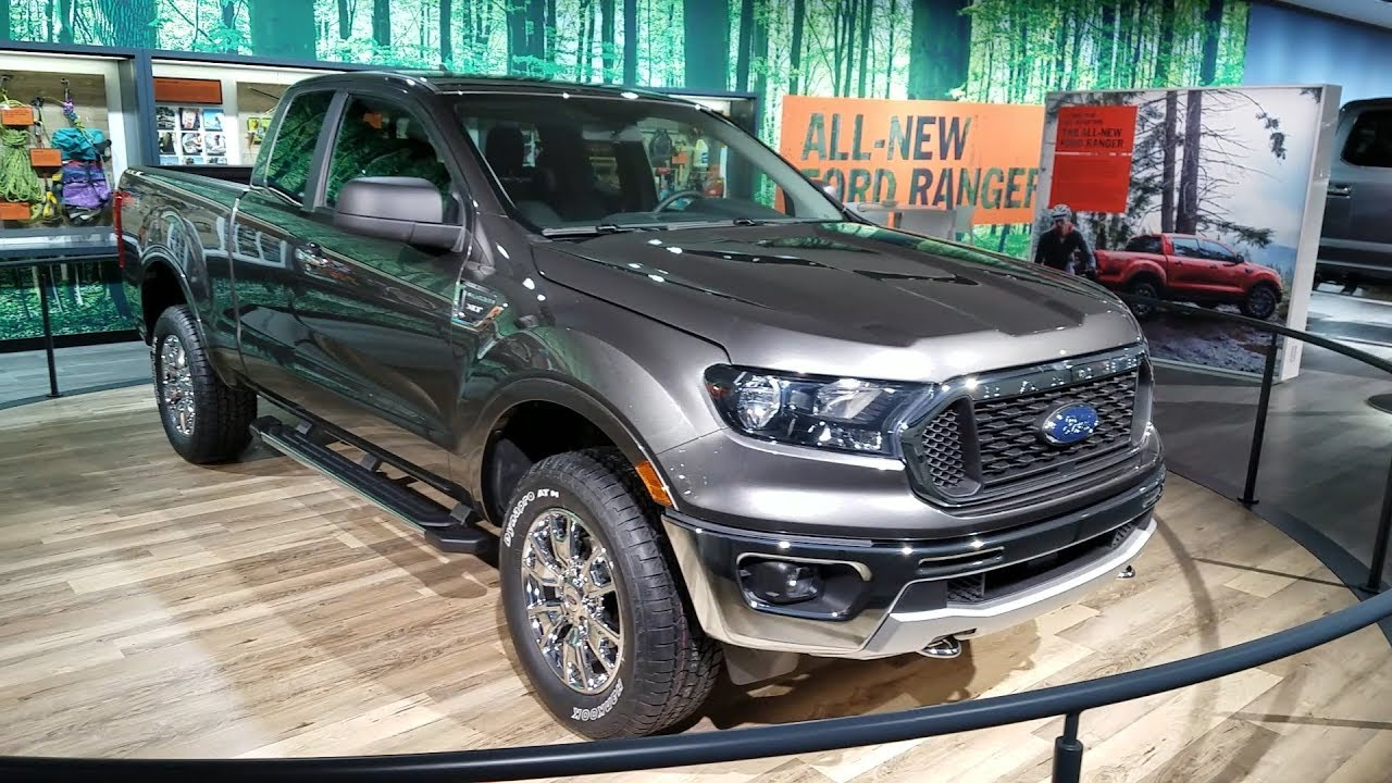 2019 Ford Ranger And All About It Price Release Date