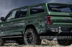 New 2020 Ford Bronco Concept Release Date