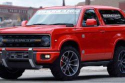 Ford Bronco 250x166