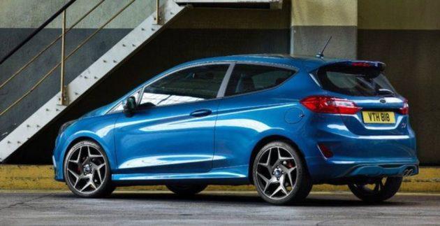 Ford Fiesta ST 2018 630x323