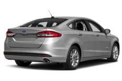 Ford Fusion Energi 250x166