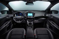 Ford Kuga 2017 Interior 250x166