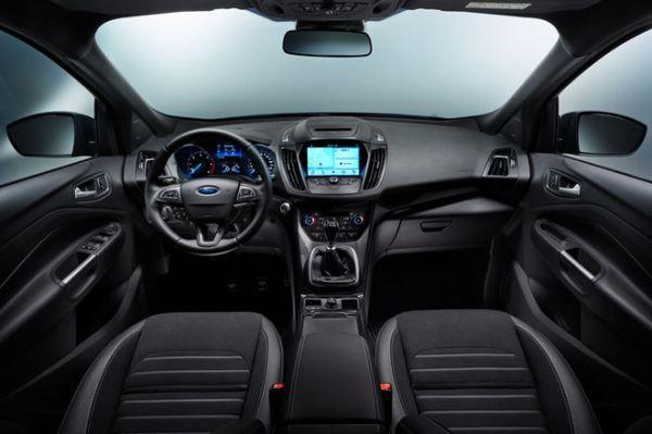 Ford Kuga 2017 Interior