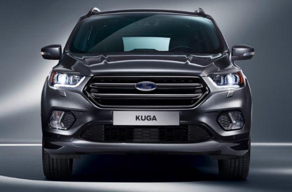 Ford Kuga 2017 front