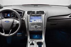 Ford Mondeo 2018 Interior 250x166