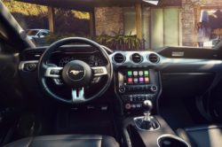 Ford Mustang GT 2018 Interior 250x166