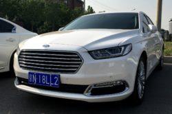 Ford Taurus 2018 250x166