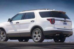 New 2018 Ford Explorer 250x166