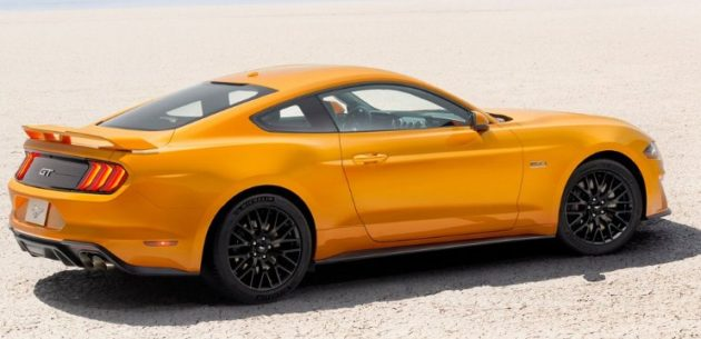 New Ford Mustang 2018 1 630x305