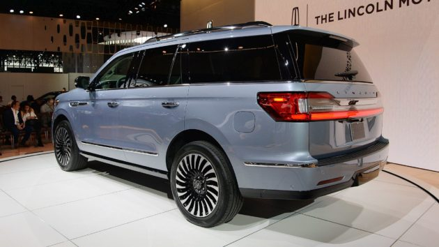 New Lincoln Navigator 630x354
