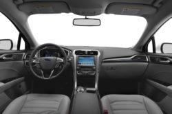 ford Fusion Hybrid Interior 250x166
